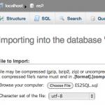 ImportES2SQL