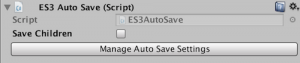 Auto Save Component